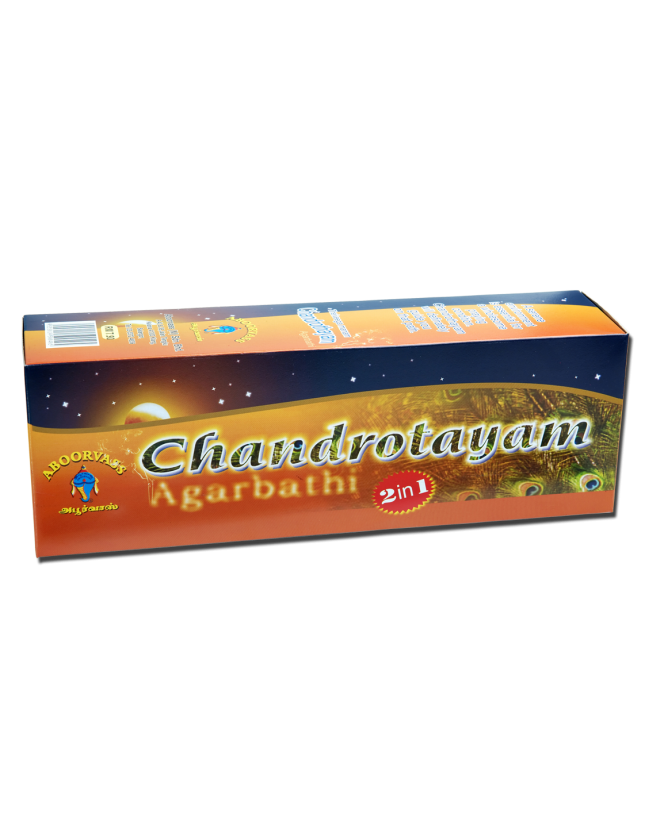CHANDROTAYAM AGAR BATHI