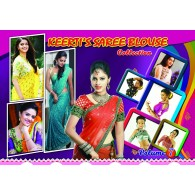KEERTHI SAREE BLOUSE COLLECTIONS VOL 7 + Free Shipping